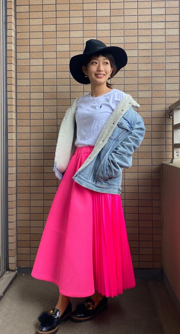 【OOTD】偏愛スカート♥私だけのお気に入り_2