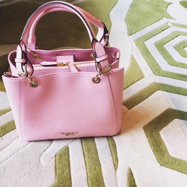 """【数量限定】春色バッグのイチオシはこの""""さくらピンク""""。 伊勢丹新宿店にいますぐGO!_2_1"""