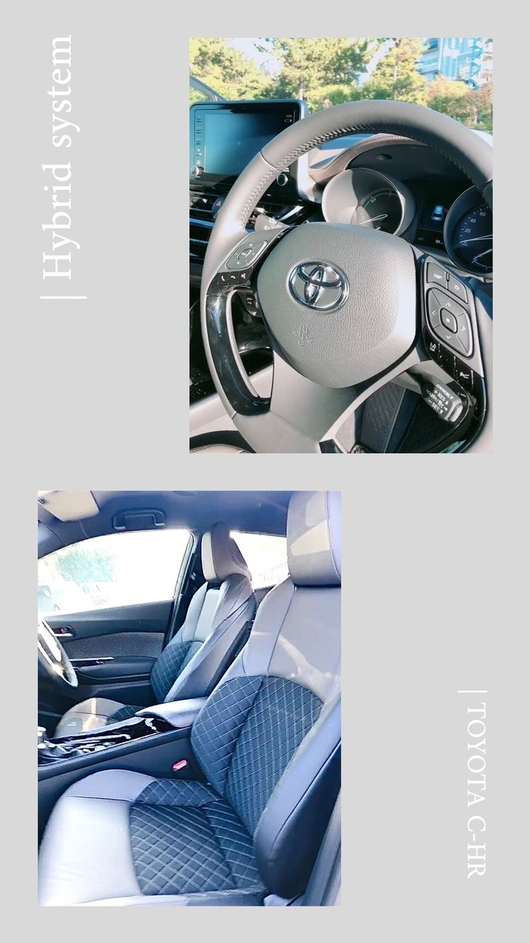 【動画】トヨタ C-HRで海沿いドライブ_4