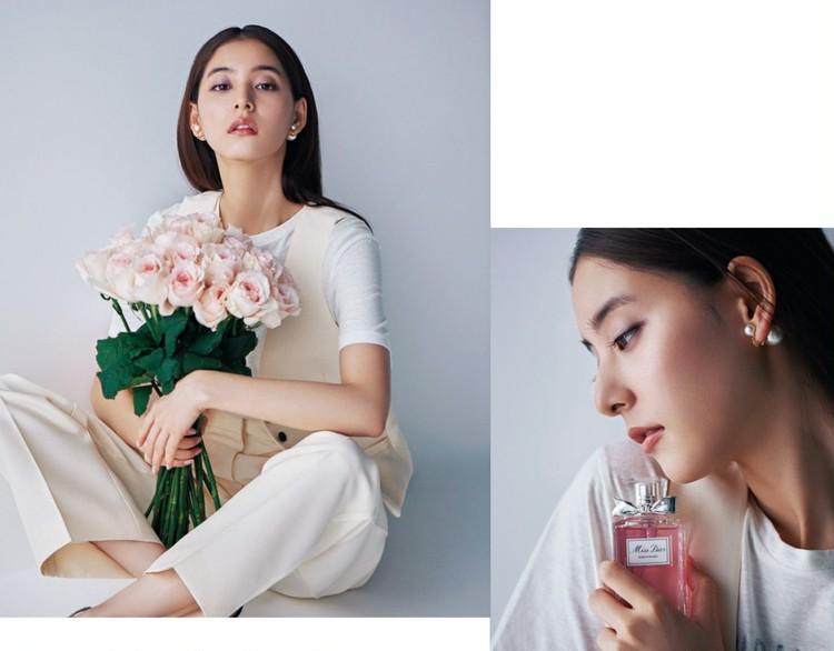 【Miss Dior】一面にバラが咲き誇る幸せの香り【新木優子×ミス ディオール ローズ&ローズ】_4