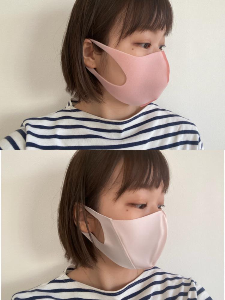 切り替えバイカラーで小顔効果!シェーディングマスクを始めました!_4