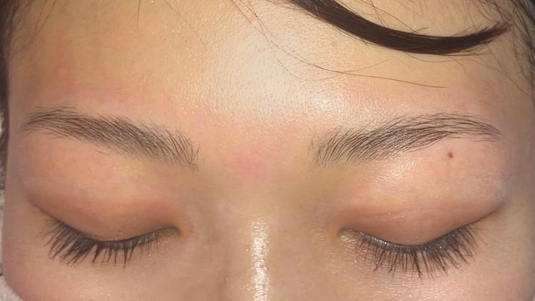 進化した眉毛パーマ!毛流れを整える【ハリウッドブロウリフト】レポ_3