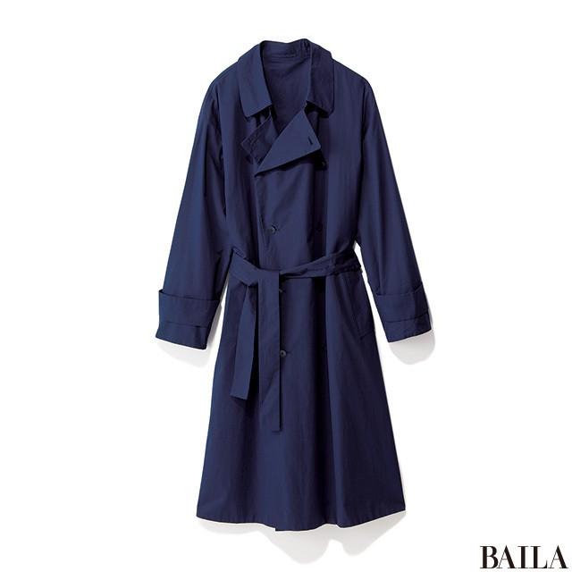 肌寒い日は、ジャケット&トレンチのおしゃれレイヤードスタイルで!_2_1