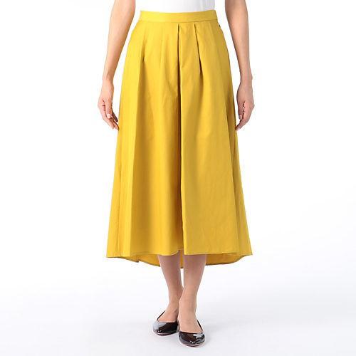 腰高フレアスカートで、きちんとジャケットを華やか&女っぽく!_8