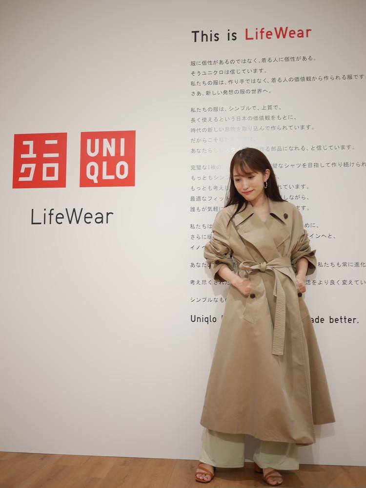 uniqlo秋冬展示会①_12