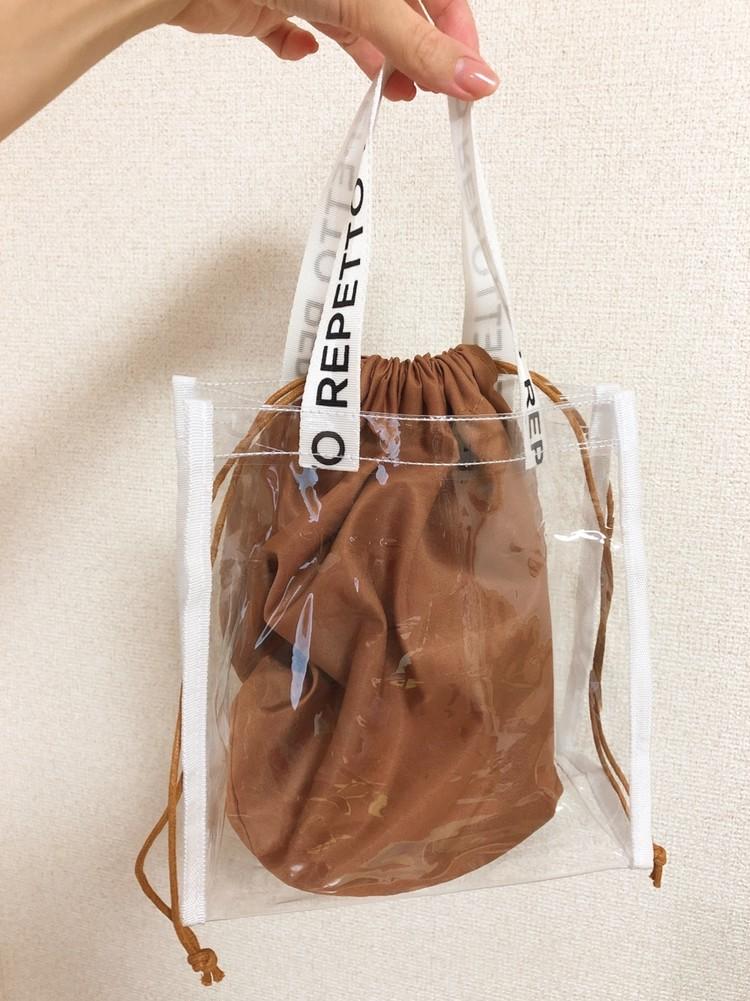 【プチプラ】8月号付録バッグとGU優秀アイテムで夏コーデ_3