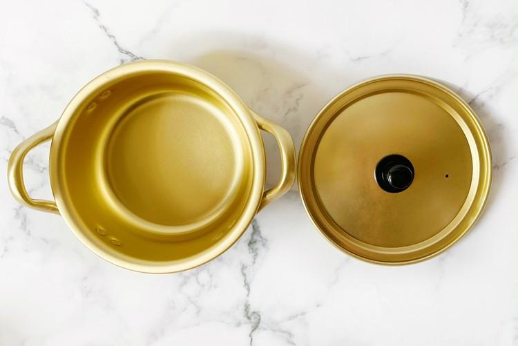 アルミ鍋の全体図