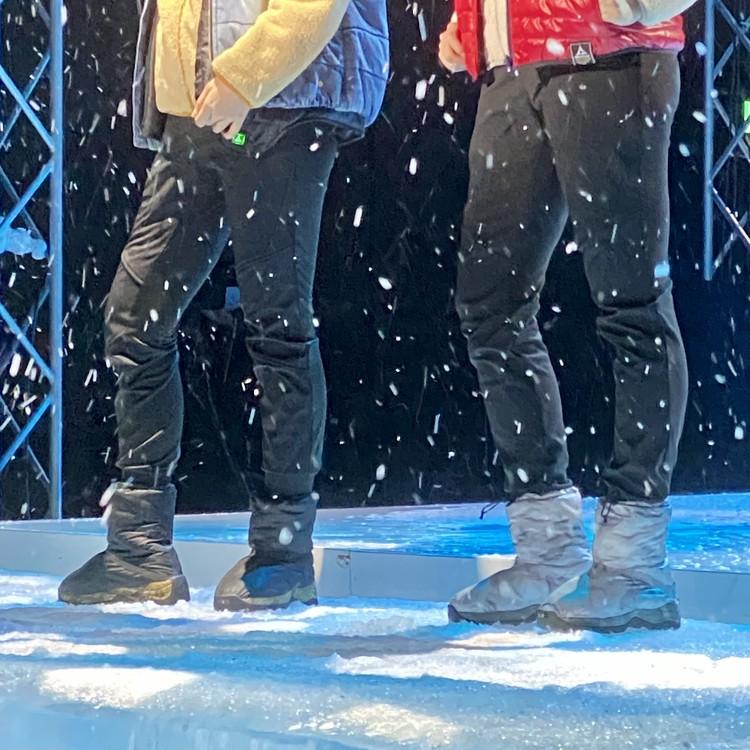 【ワークマン(WORKMAN)】2020年秋冬新商品発表会&過酷ファッションショー速報、防水・防寒・防風・透湿に優れたおすすめ高機能ウェア 氷雪耐滑ケベックNEOブーツ