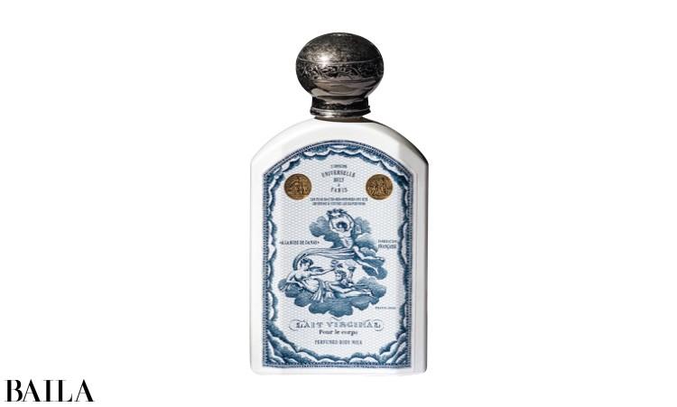 お風呂上がり、全身にローズの香りをまといます