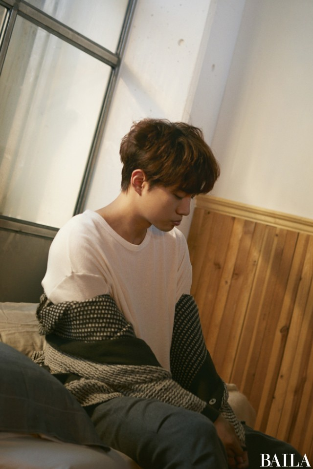 JUNHO (From 2PM)の@BAILA限定♡未公開ショット公開!_1_1