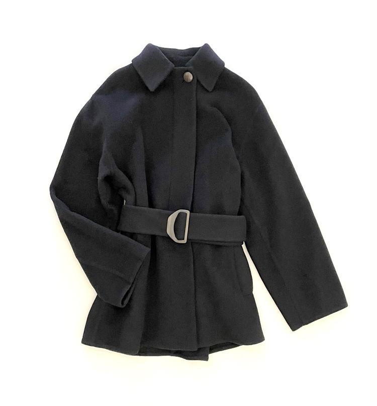 VINCEの:ベルテッドジャケット