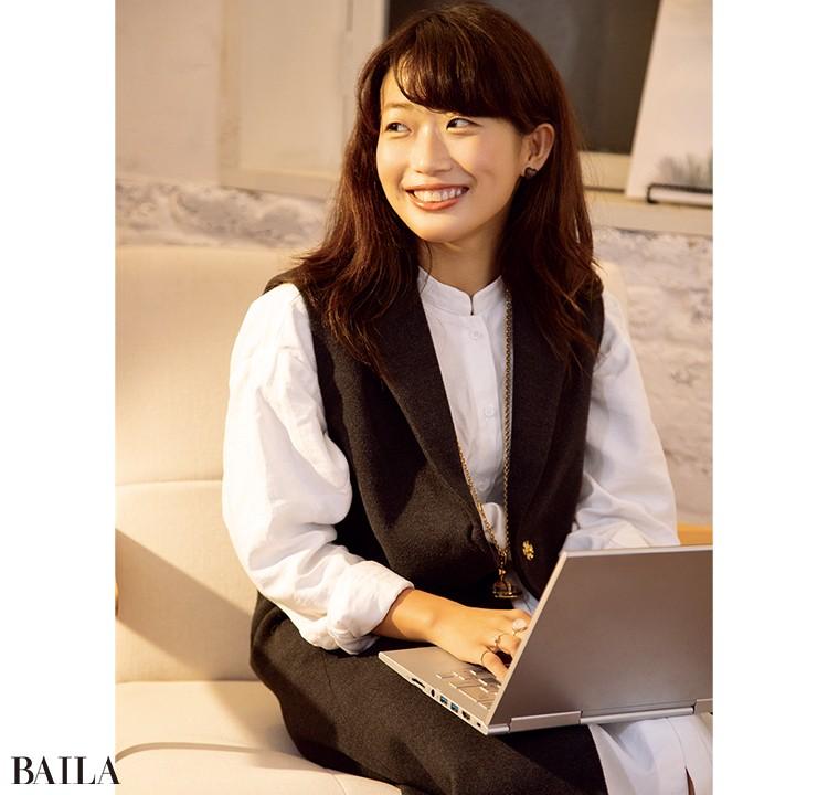諸田景子さん(30歳・マスコミ関係)