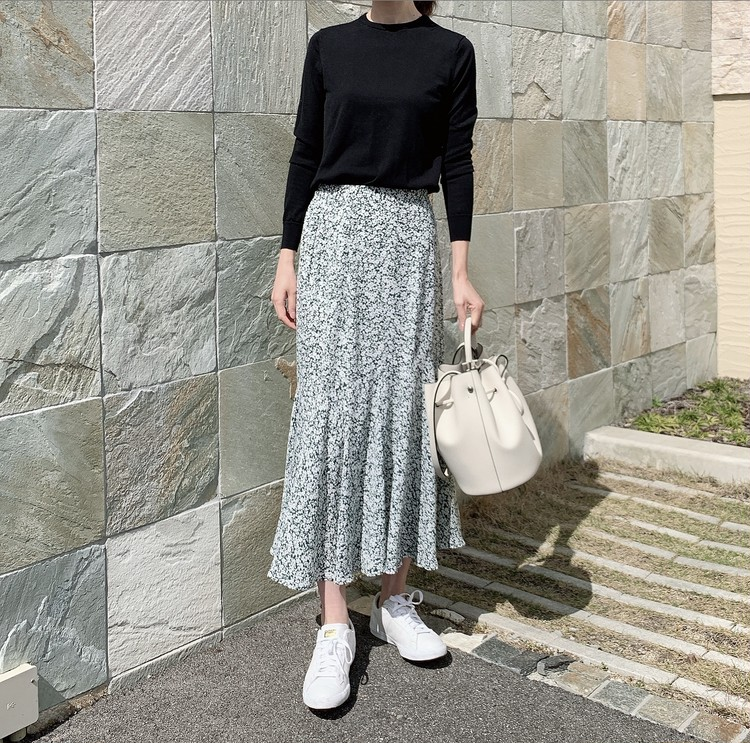 【黒×きれい色コーデ】UNIQLO×しまむらで挑戦♡_4