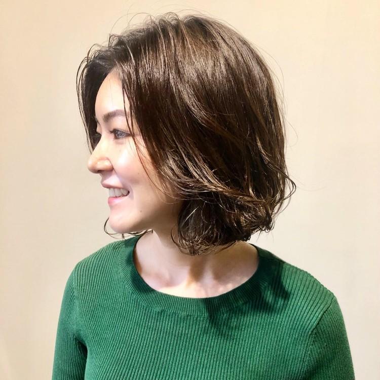 ヘアチェンジ♡ツヤ髪をキープするアイテムのご紹介_1