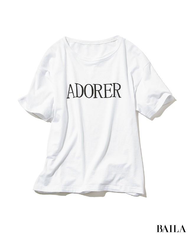 アクテのTシャツ