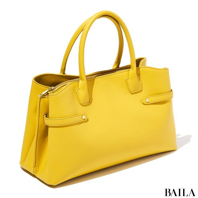 【最旬でかバッグ9選】オンもオフも、おしゃれ女子のバッグはビッグサイズ!_2