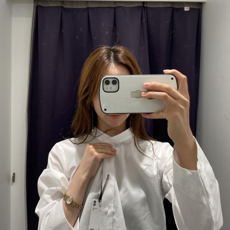 今なら半額!なんかシャツが苦手‥な人におすすめのUNIQLO +J_3