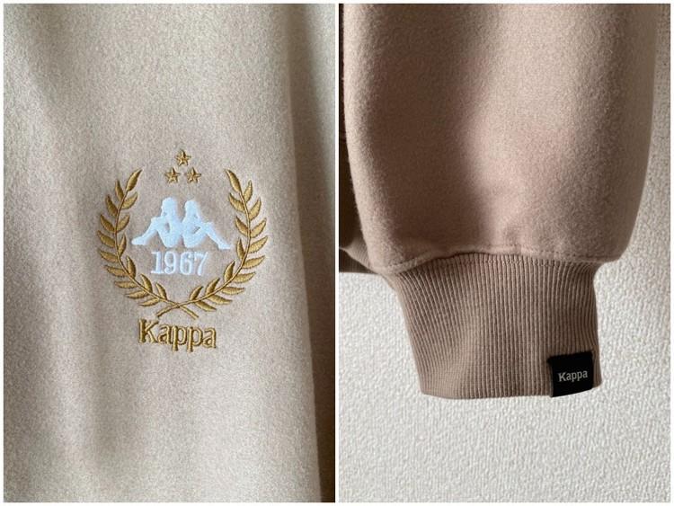 【ジーユー(GU) × カッパ(Kappa)】買ってよかった超人気傑作コラボ メンズ ニットメルトンプルパーカ