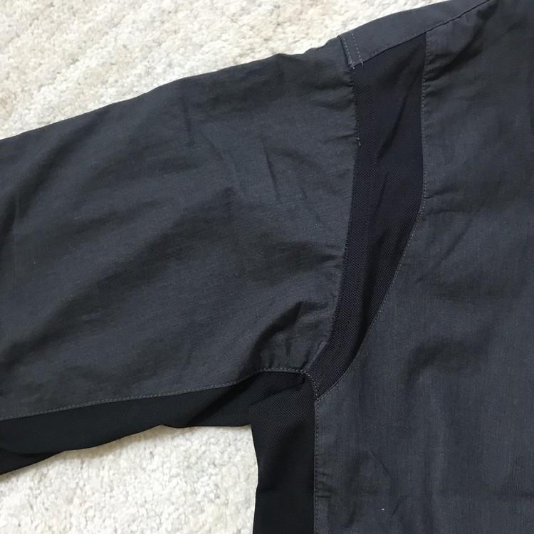 【ワークマン(WORKMAN)】ガチの作業着ジャケットを女子向けデイリー活用!_2_2