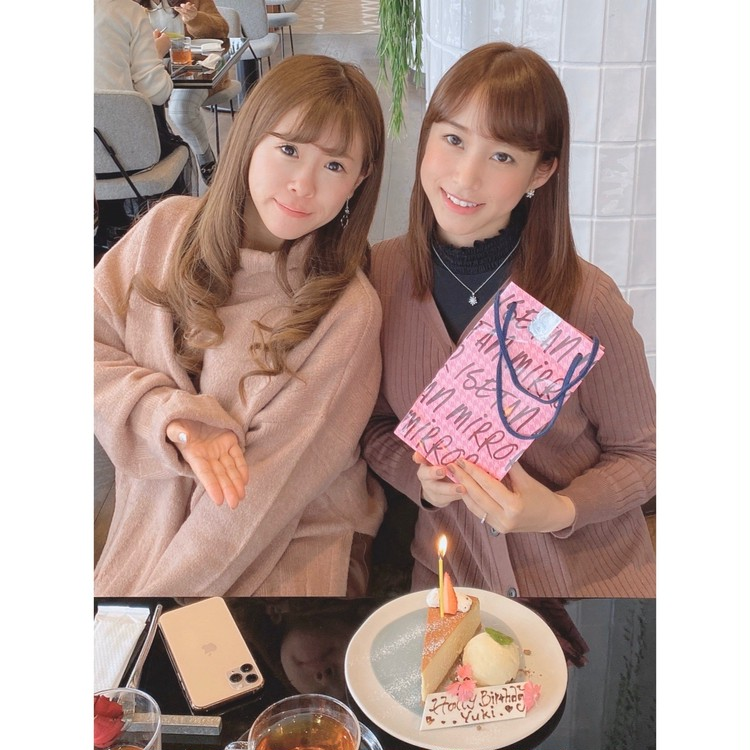 ELLE cafeでクリスマス女子会ランチ♡表参道カフェ_5