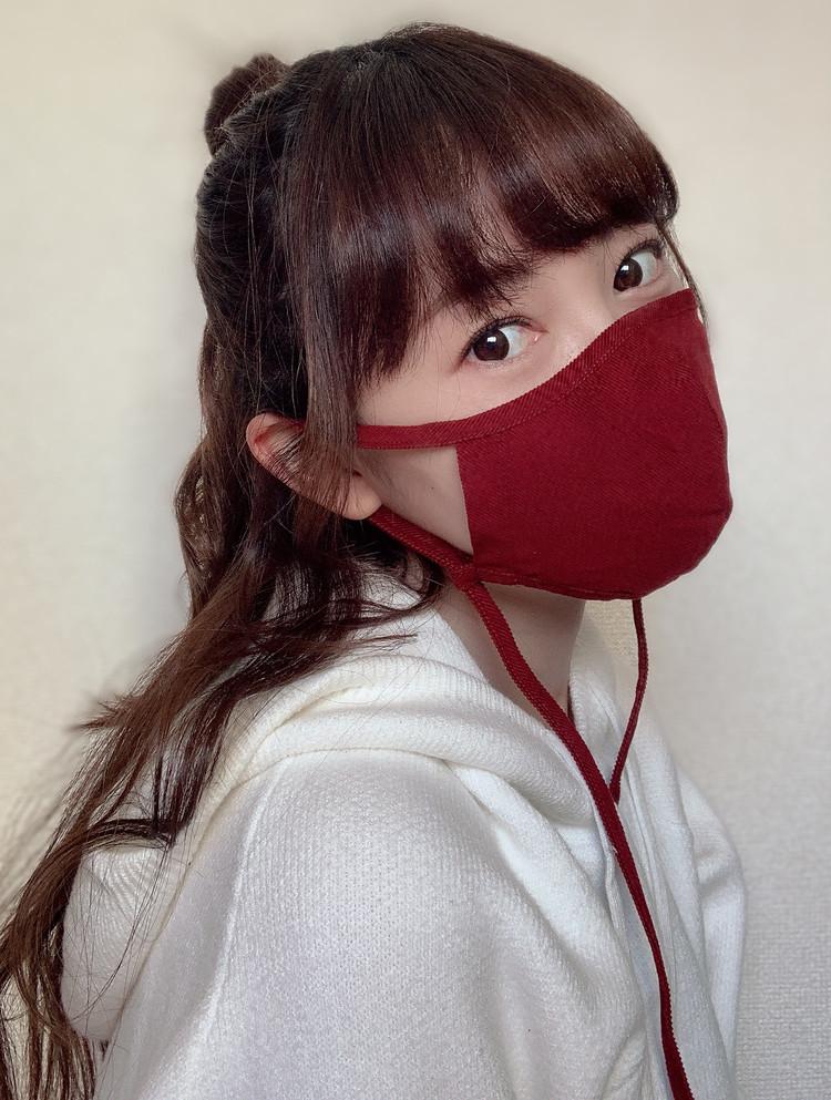 ドレスクオリティ!?vi-naのマスクが可愛すぎる!_3
