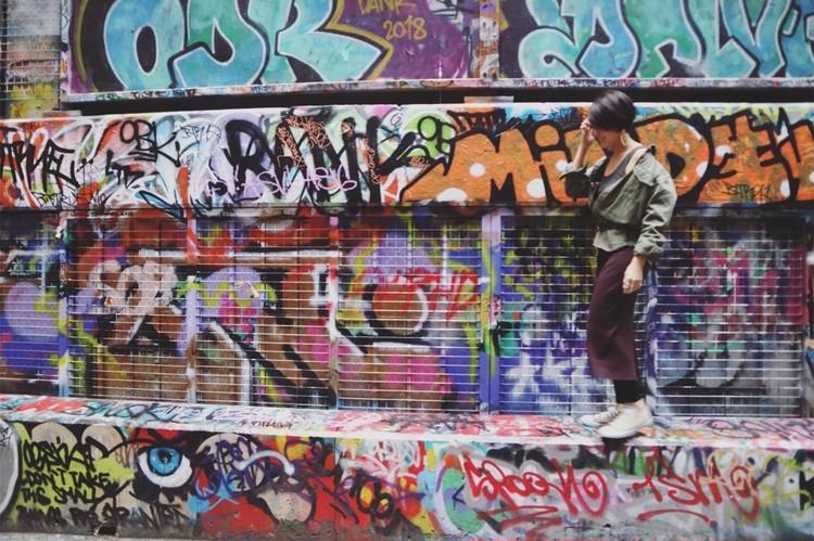 女子旅♡アートな街並みが魅力のオーストラリア・メルボルン_4