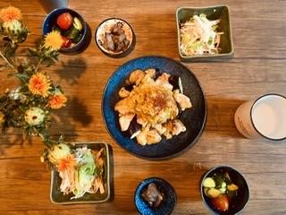 おうち時間でちょい手間料理◆◇よだれ鶏◇◆_2