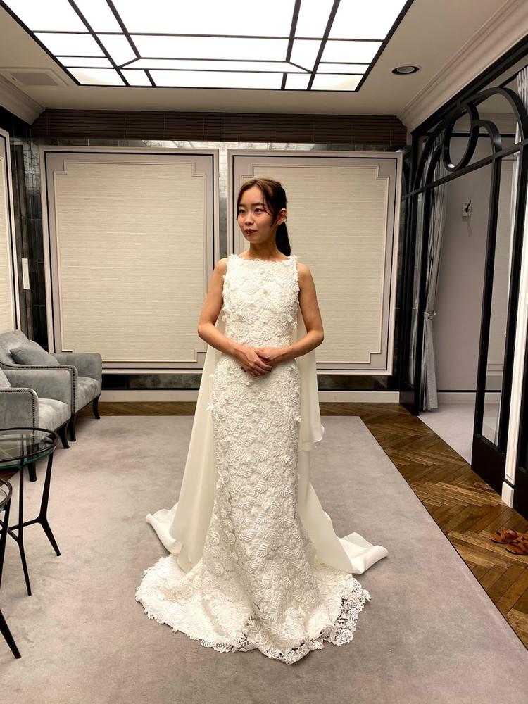【Wedding】ドレス試着すべて見せます♡/最終編_4_1