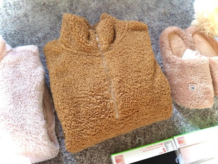 【ユニクロ】感謝祭購入品!寒い冬に備える暖かグッツたち♡_3