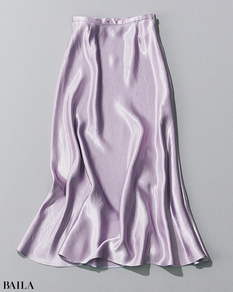 ブラクトメントのツヤスカート
