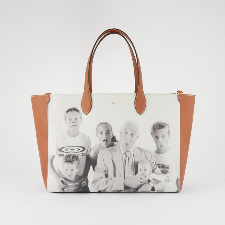 アニヤハインドマーチBe A Bag E/W Tote