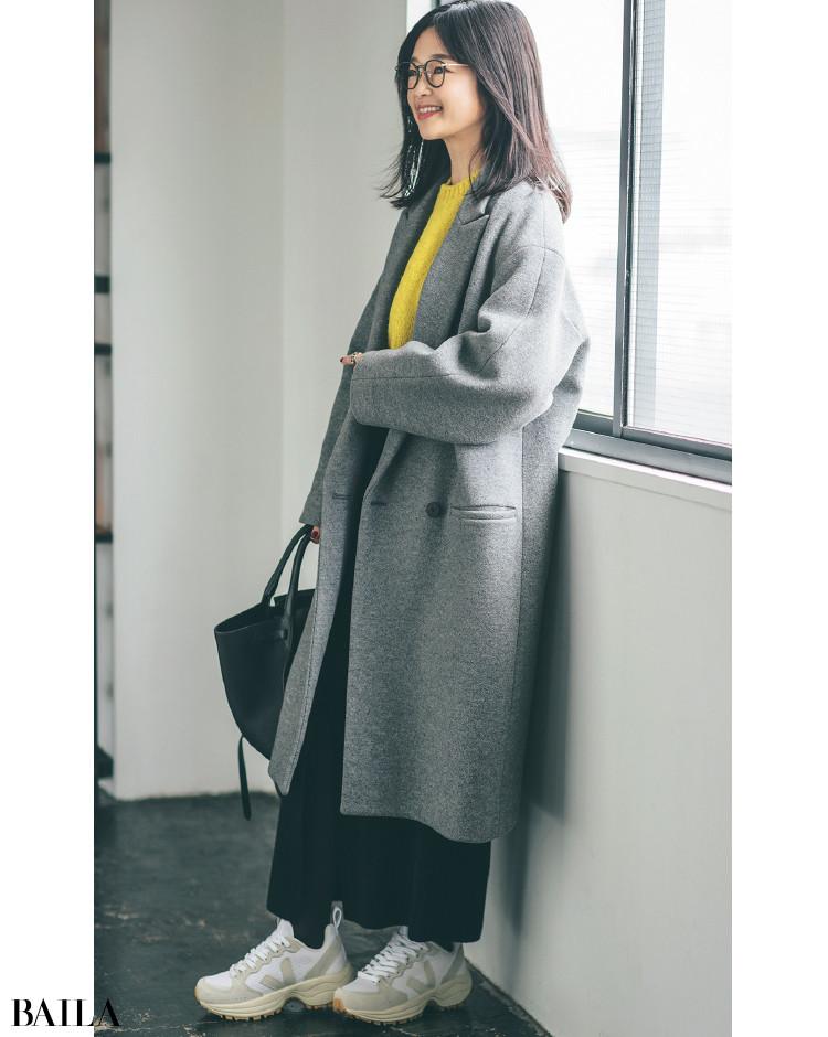 【30代スタイリストが私服でアンサーまとめ】リアルだから役に立つ。その冬服はもっと素敵に着られる!_35