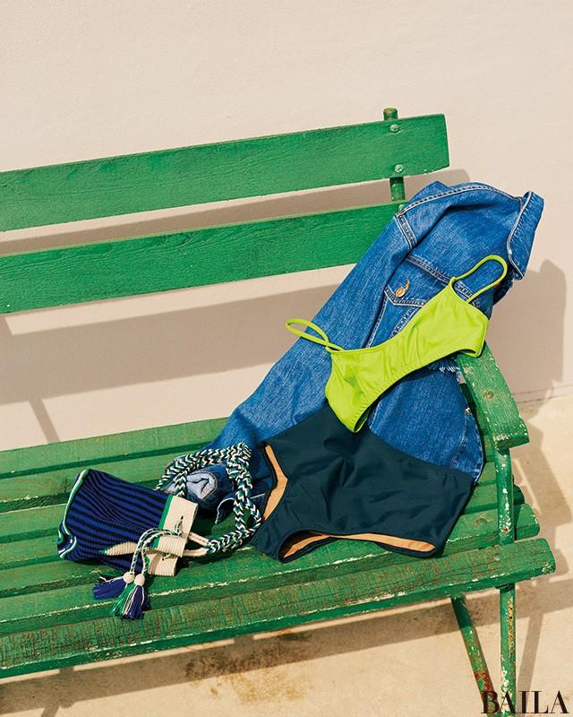 マリンスポーツを楽しむ派のための【機能的シンプル水着】5選_1_5