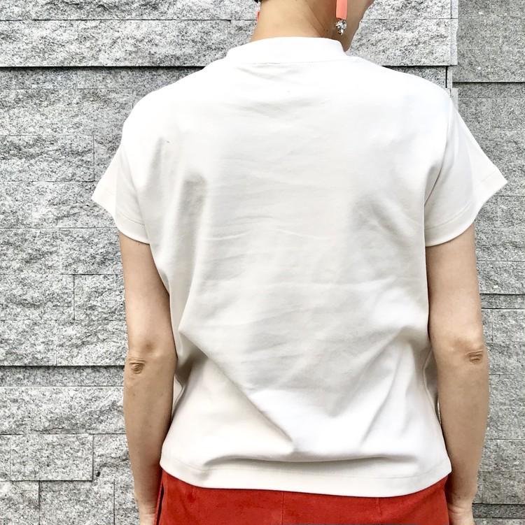 ¥990で大人女子も高見えきれい!【ジーユー(GU)】超高コスパTシャツ&トップス人気4選_2_4