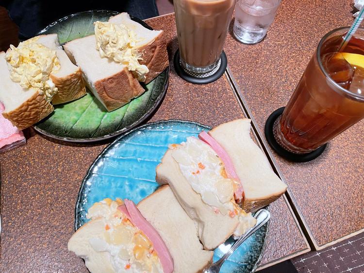 【東銀座】1度見たら忘れられない!ボリュームサンドイッチ_1