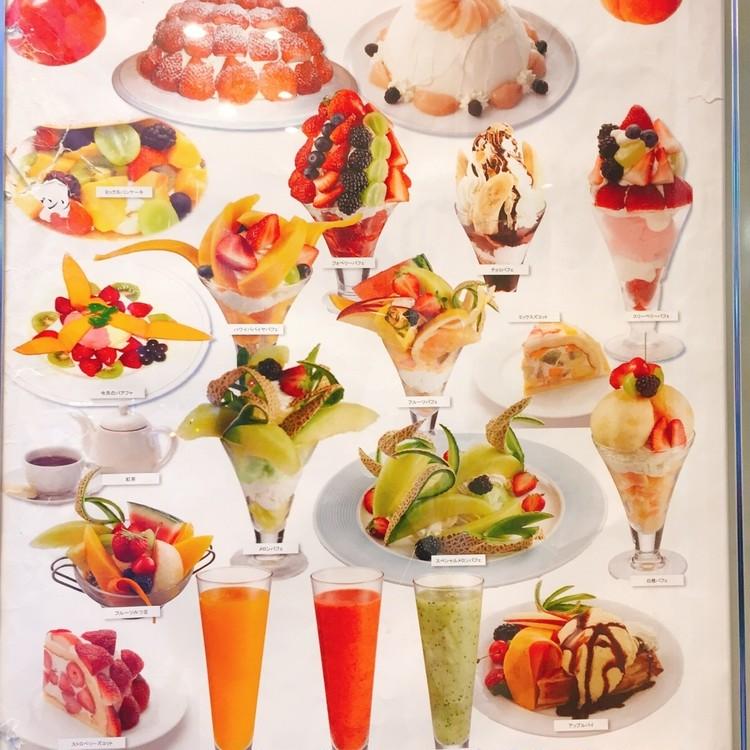 ケーキもパフェもフォトジェニック! 昨年7月オープンの「果実園 リーベル 新宿店」_1