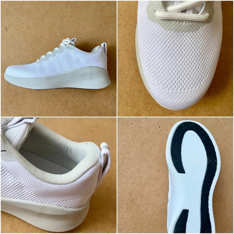 【ユニクロ(UNIQLO)】2021春、ガチで買ってよかった自腹買いヘビロテアイテム&大人レディースコーデ5選 靴 シューズ スニーカー はきやすい