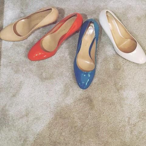 シンプル×ツヤ。履きたくなる靴@ISETAN SALONE_1