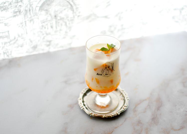 無印良品「牛乳でつくるマンゴーラッシー」のおすすめアレンジ