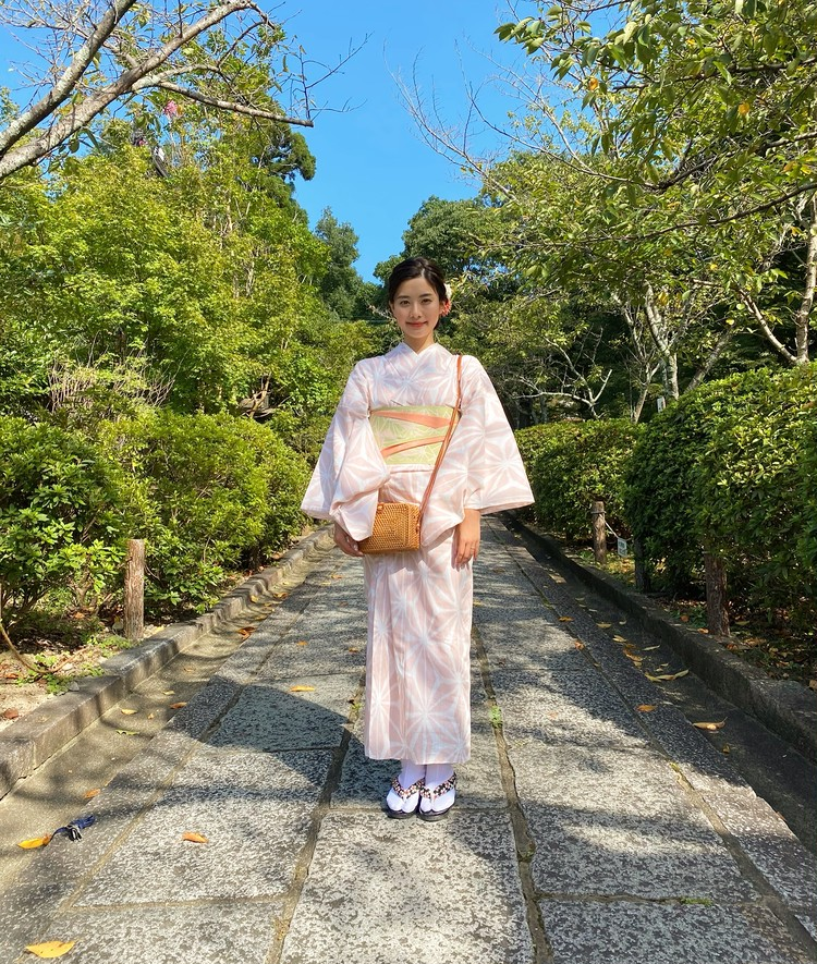 【日帰り京都旅行〜30代の着物レンタル】_1