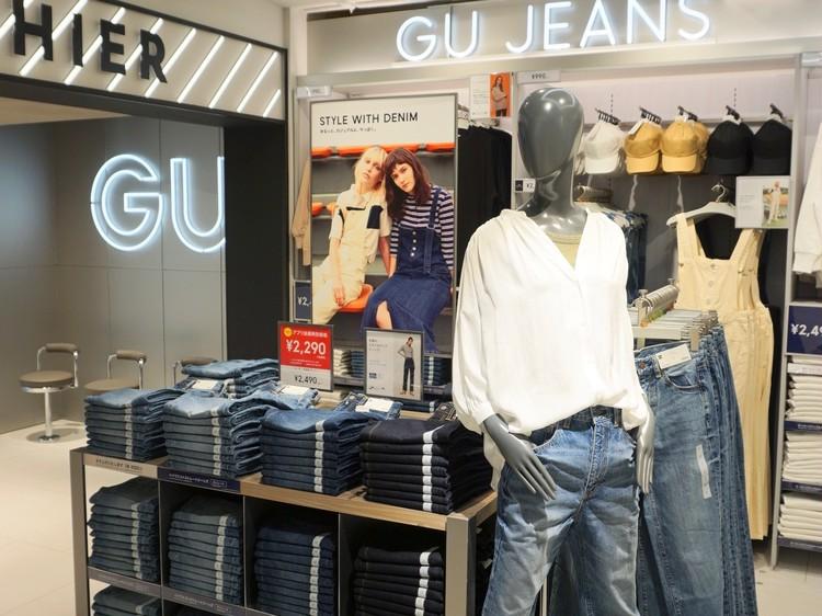 新オープン【ジーユー(GU) 渋谷店】に働く女子が行くべき13の理由_2_3