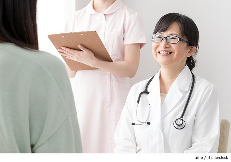 検査も兼ねて年に最低1回は受診。ささいなことも相談できるパートナードクターを見つけて
