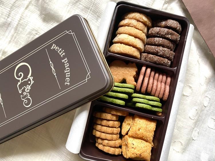 【お取り寄せスイーツ】大切に食べたい憧れのクッキー缶_1