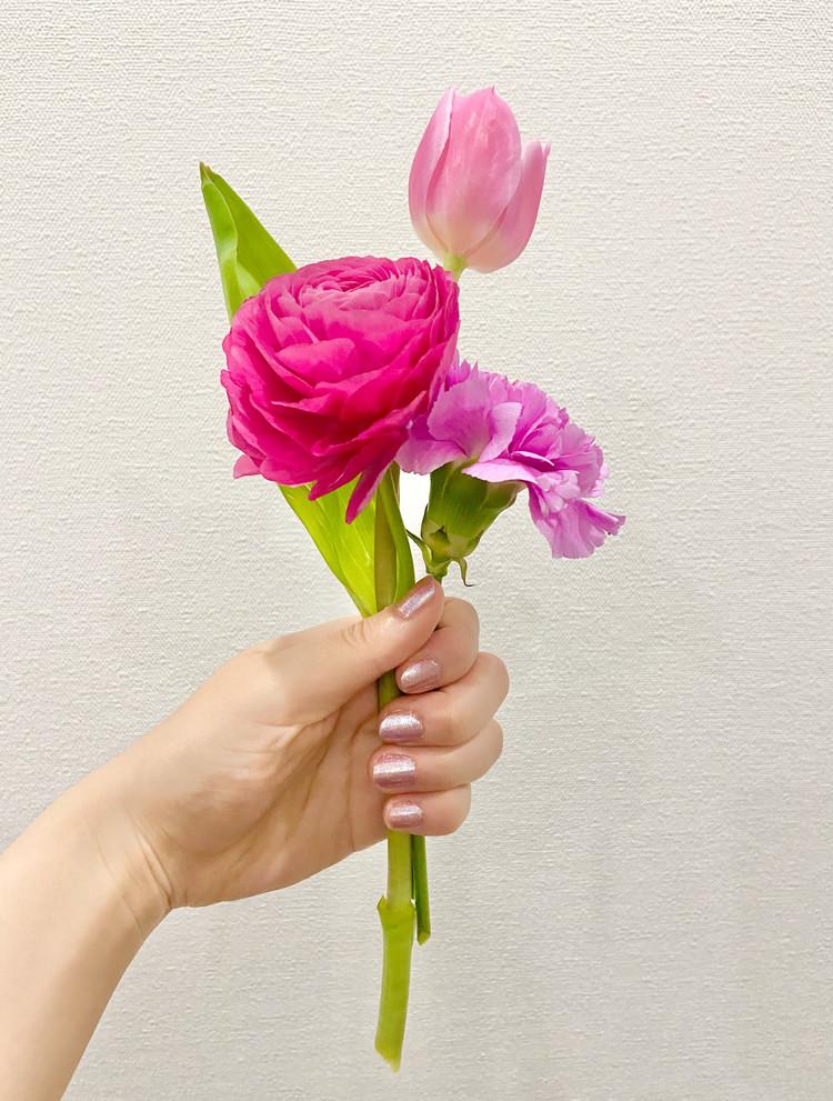 【お花のサブスク】結局どこがときめく?お花のある暮らしで分かったこと【おうち時間】 _4