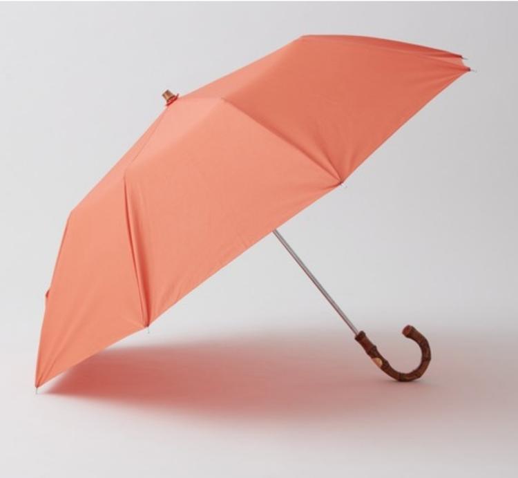 【トラディショナルウェザーウェア】の日傘 ピンク