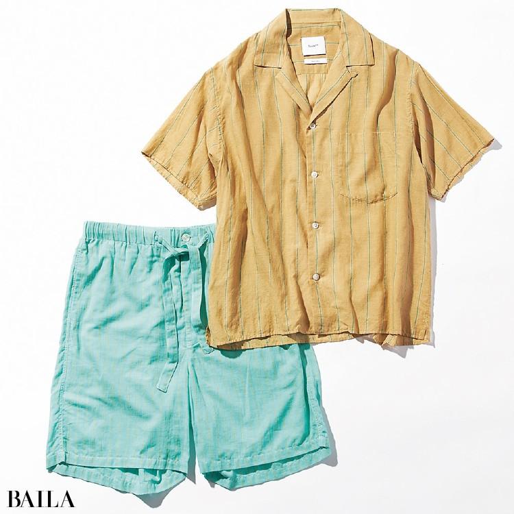 ルーマーのシャツ&パンツ