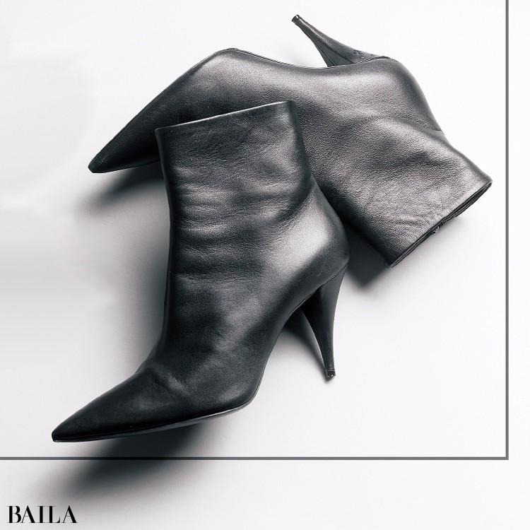 サンローランのブーツ