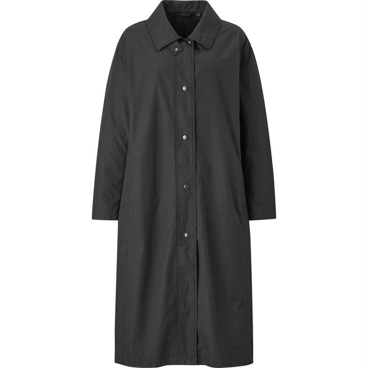 【ユニクロ ユー(Uniqlo U)】2020秋冬新作おすすめコート&ジャケット ライトロングコート