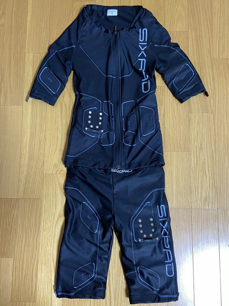 家がジム化?!話題のSIXPAD全身パワースーツを買ってみた_5_1