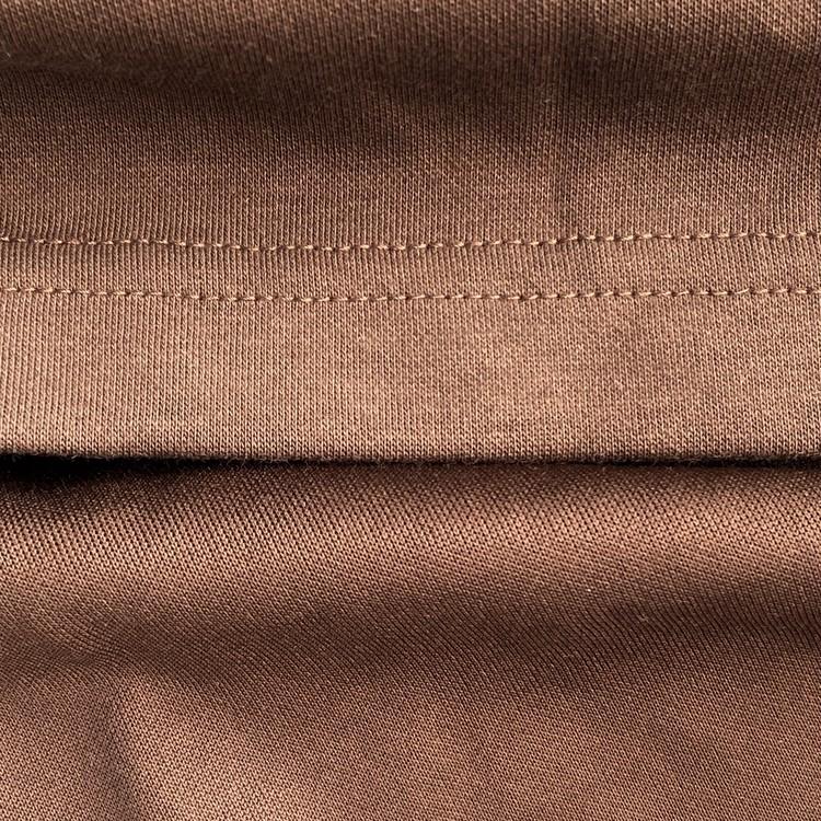 エアリズムコットンオーバーサイズTシャツ 素材